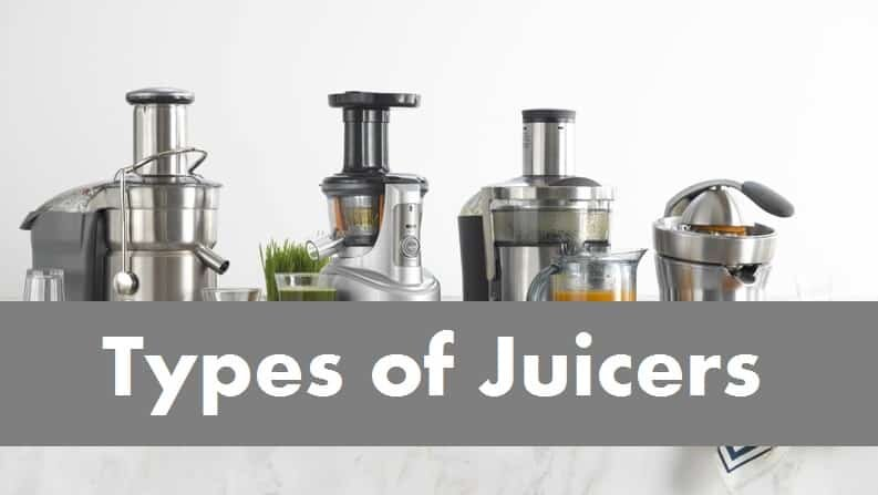 types-of-juicers