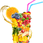 image of Fruits and Vegetables to Juice