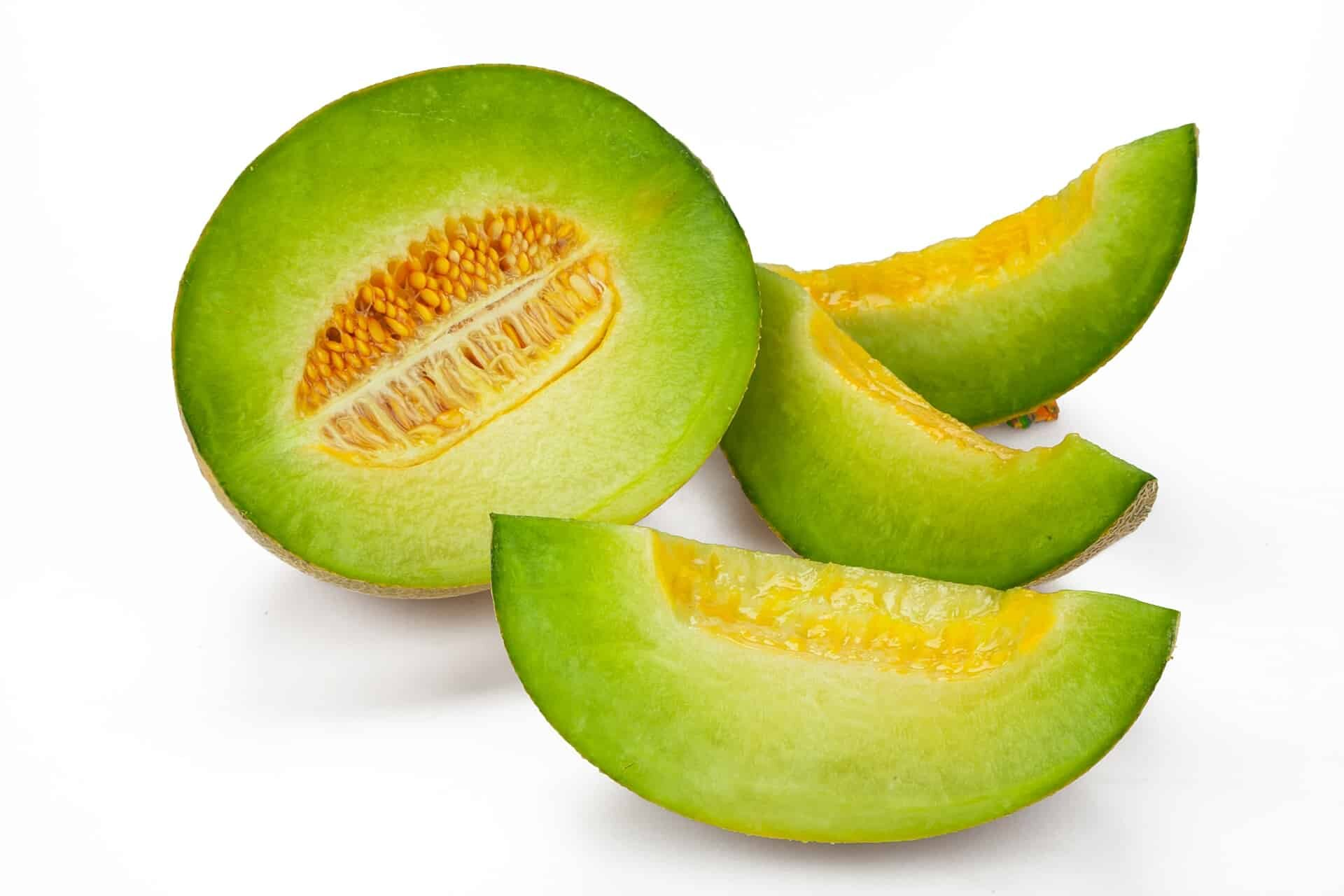 image of Cantaloupe fruit