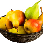 Pear fruits