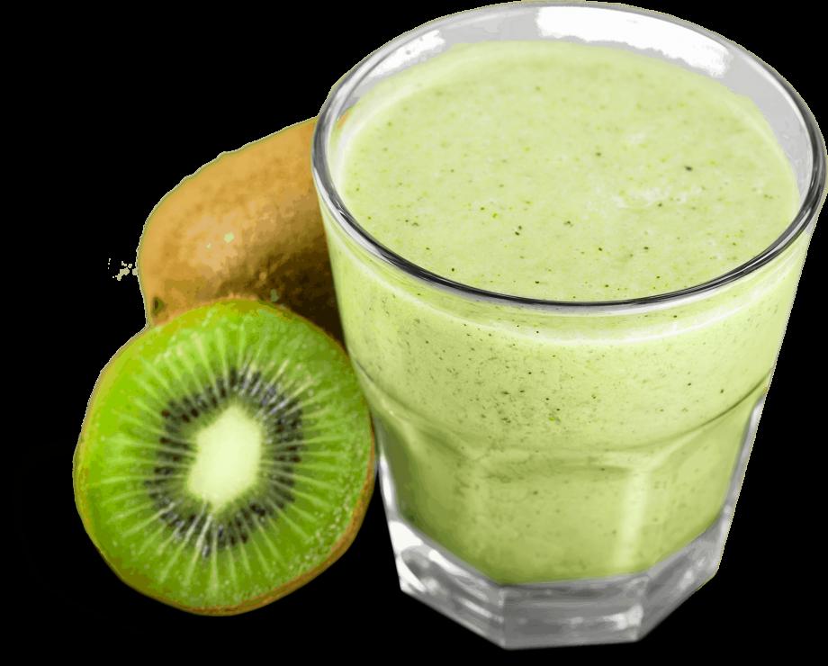 nice kiwi juice